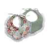 Margeaux Tulle Ruffle Luxe Bib - Gertrude and the King