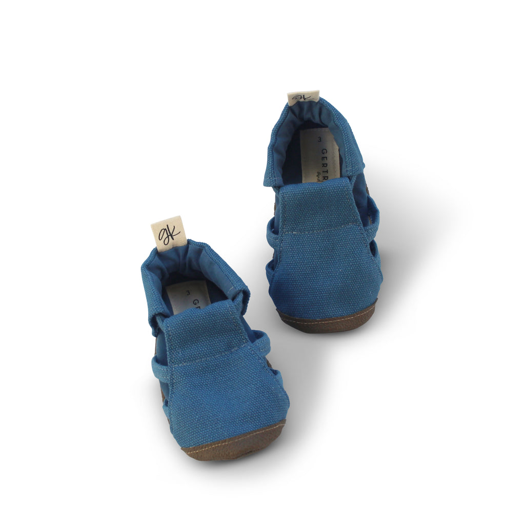 Marine Soft Sole Sandal - only Size 5 available - Gertrude and the King