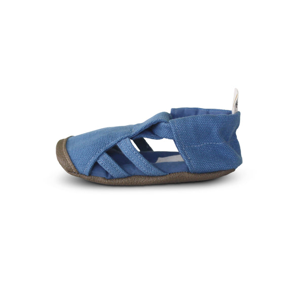 Marine Soft Sole Sandal - only Size 3 & 5 available - Gertrude and the King