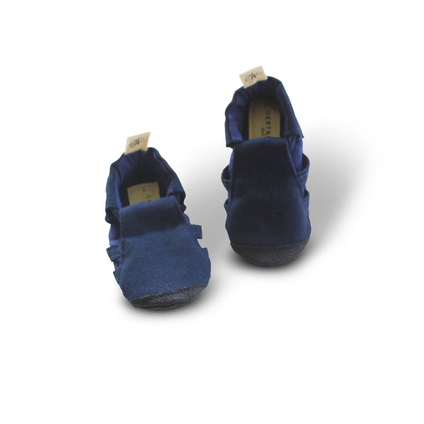 Midnight Soft Sole Sandal - only 3 and 5 available! - Gertrude and the King