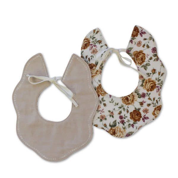 Rosalie Luxe Bib - Gertrude and the King