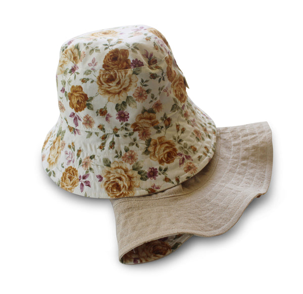 Rosalie Reversible Hat - Gertrude and the King