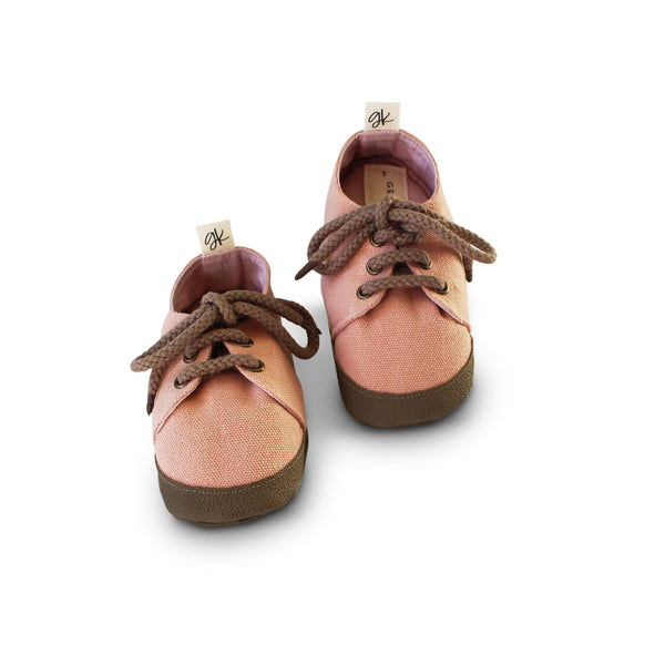 Rose Soft Sole Sneakers - Gertrude and the King