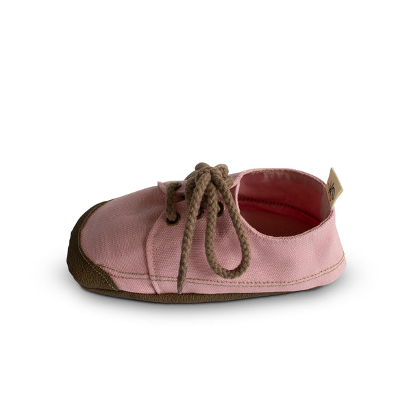 Wanderer Soft Sole - Rose Quartz - Sizes 8 and 9 - Gertrude and the King