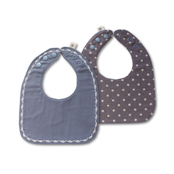 Valencia Luxe Bib - last one! - Gertrude and the King