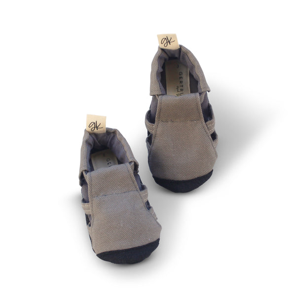 Wolf Soft Sole Sandal - Gertrude and the King