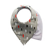 Abstract Bandana Bib - Gertrude and the King
