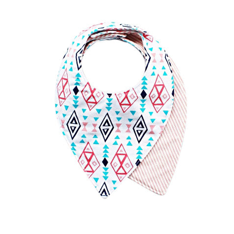 Aztec Bandana Bib - Last one! - Gertrude and the King