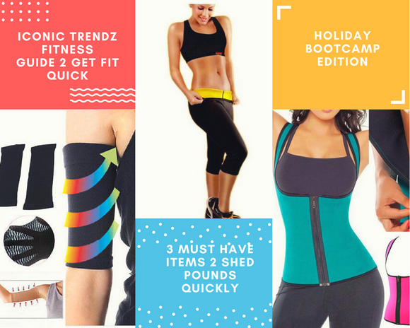 ICONIC FITNESS! HOLIDAY BOOTCAMP EDITION