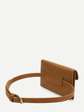Ring detail fanny pack waist bag