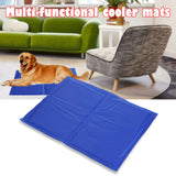 Multifunctional pets dog cat cooling mat