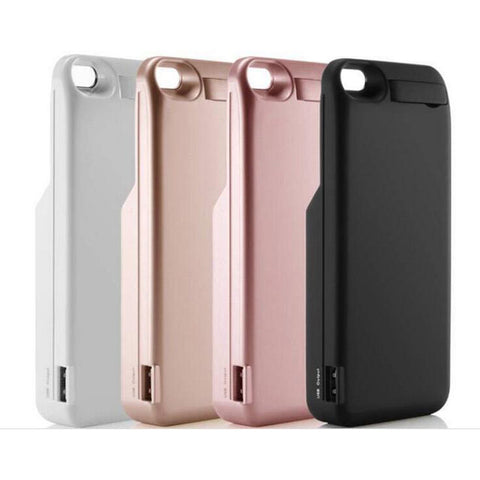 Power bank iPhone 5 5s 5se portable charger phone case