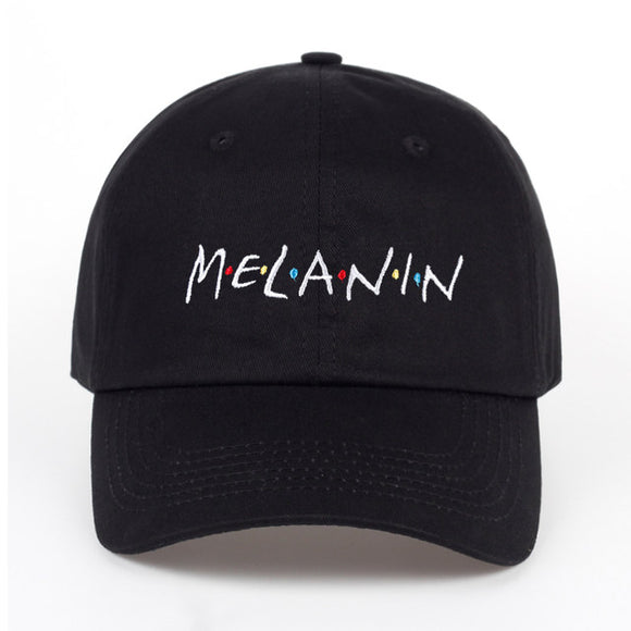 Melanin dad hat cap