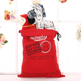 Personalize name gift Christmas bag sacks stockings