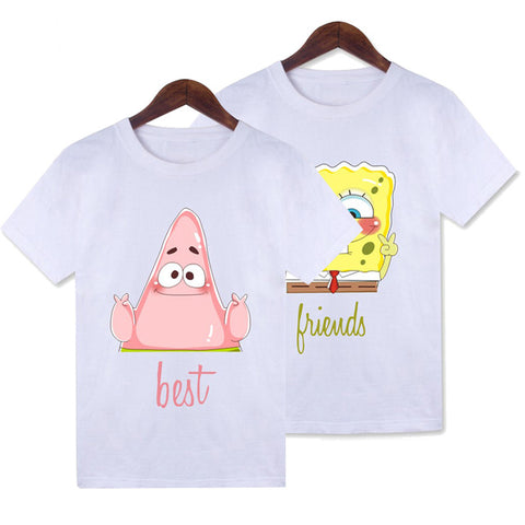 Best friends BFF matching tshirt