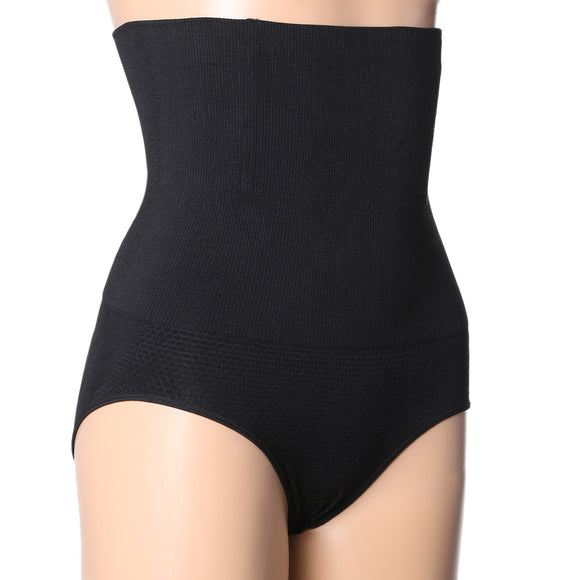 invisible shapewear tummy control high waist panties