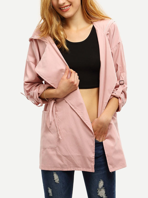 Classic light pocket fashion jacket