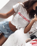 Bad girls club retro tshirt - Iconic Trendz Boutique