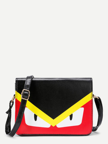 3D cartoon couture fashion handbag - Iconic Trendz Boutique