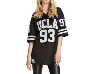 UCLA retro oversize sports tshirt - Iconic Trendz Boutique