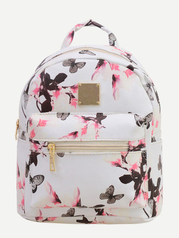 Butterfly mini fashion backpack - Iconic Trendz Boutique