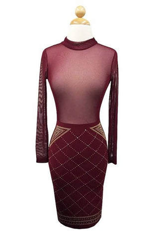 """Showstopper"" bodycon dress - Iconic Trendz Boutique"