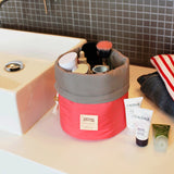 Easy on the go Waterproof Cosmetic Makeup Travel Bag - Iconic Trendz Boutique