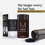 Hair Building Premium Building Hair fibers for hair loss - Iconic Trendz Boutique