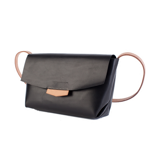 93d0cfd4db Handmade Leather messenger bag