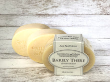 Barely There Artisan Soap