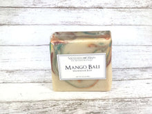 Mango Bali- Medium Artisan Soap