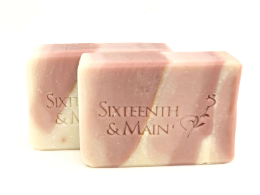 Rose Gold Artisan Soap