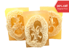 Glycerin and Luffa Soap