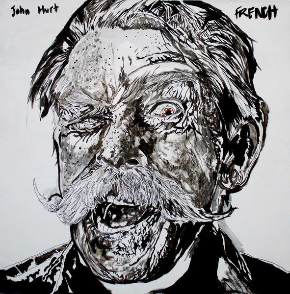 Celebrities John Hurt - JOYFRENCHART.Gallery