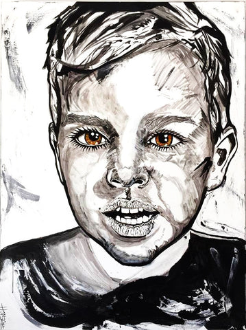 Childrens Portraiture - JOYFRENCHART.Gallery