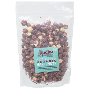 2Die4 Live Foods Activated Organic Hazel Nuts 300g
