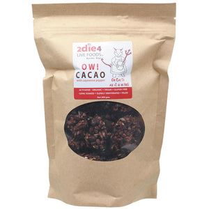 2Die4 Live Foods Cacao Cayenne Granola 200g