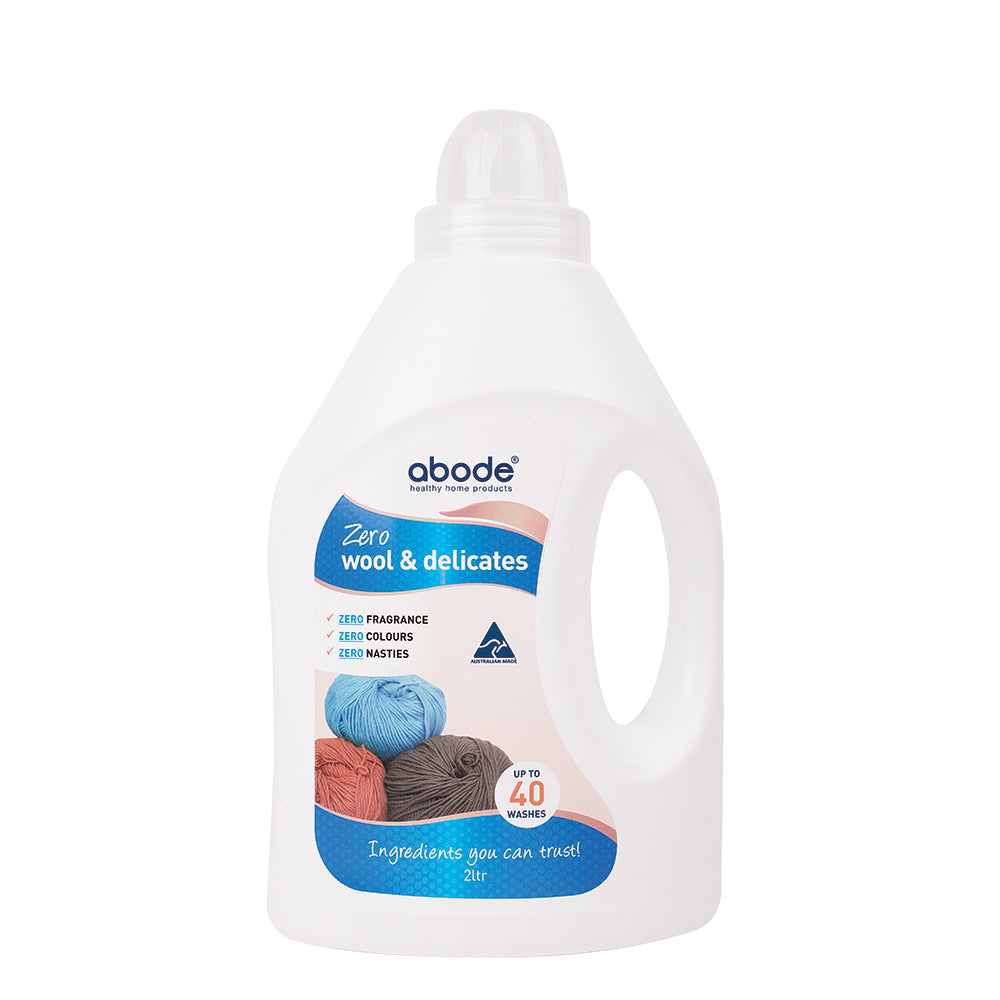 Abode Wool & Delicates (Front & Top Loader) Zero 2L