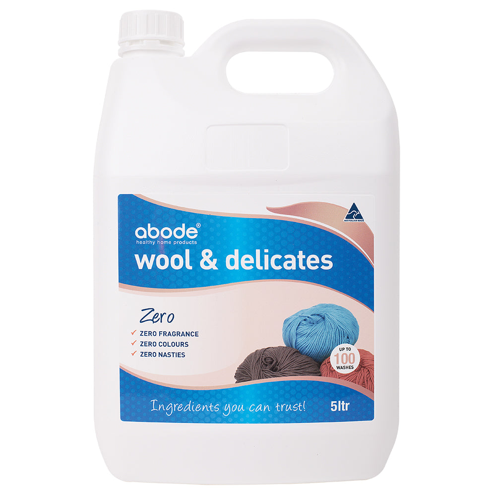 Abode Wool & Delicates (Front & Top Loader) Zero 5L
