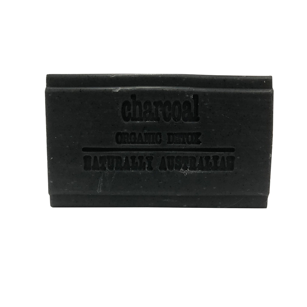 Clover Fields Charcoal Soap 100g