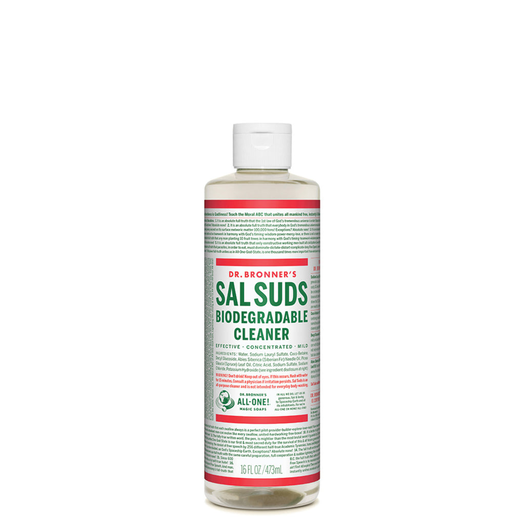 Dr. Bronner's Sal Suds Biodegradable Cleaner 472ml
