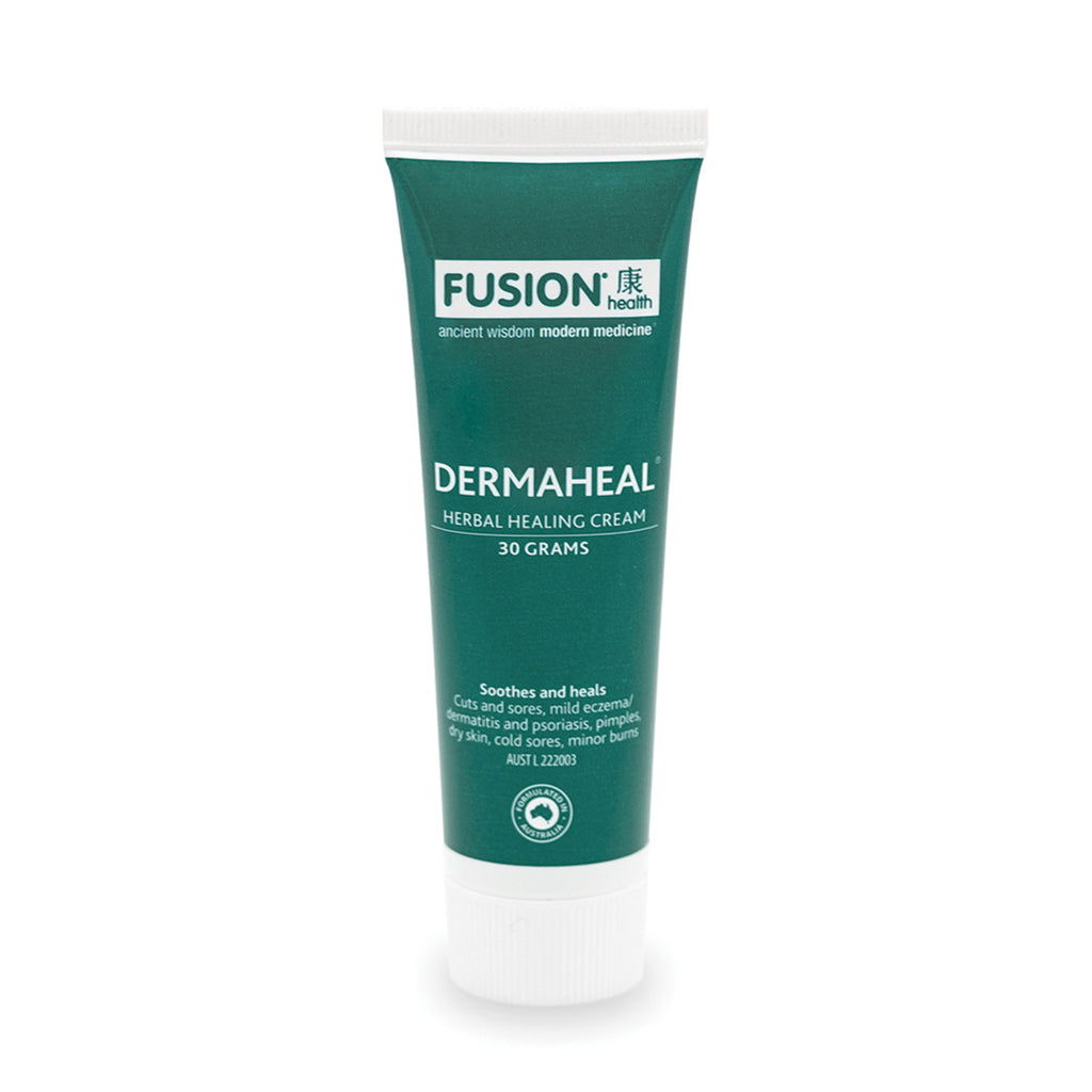 Fusion Health Dermaheal Herbal Healing Cream 30g