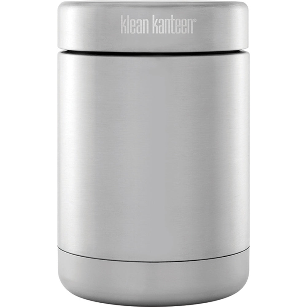 Klean Kanteen Insulated Food Canister Brushed Stainless 473ml