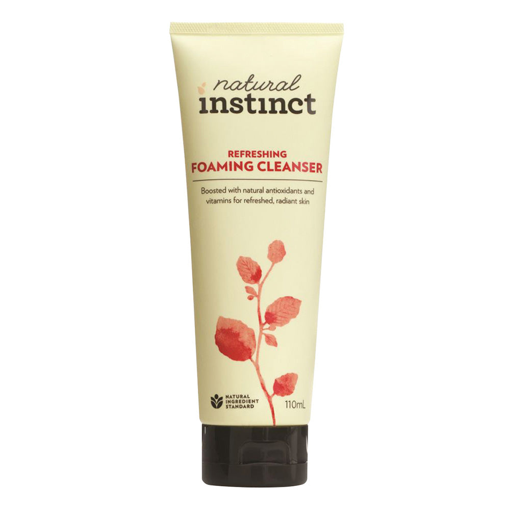 Natural Instinct Foaming Cleanser Refreshing 110ml