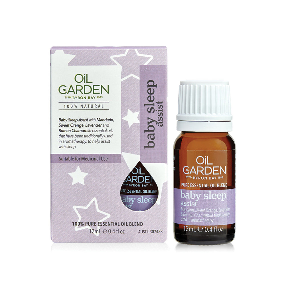 Oil Garden Baby Blend Baby Sleep Assist 12ml