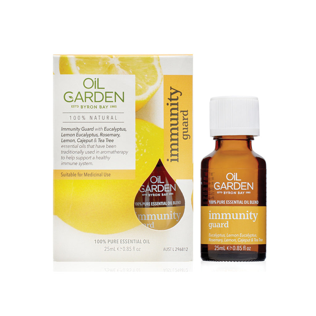 Oil Garden Blend Immunity Guard 25ml