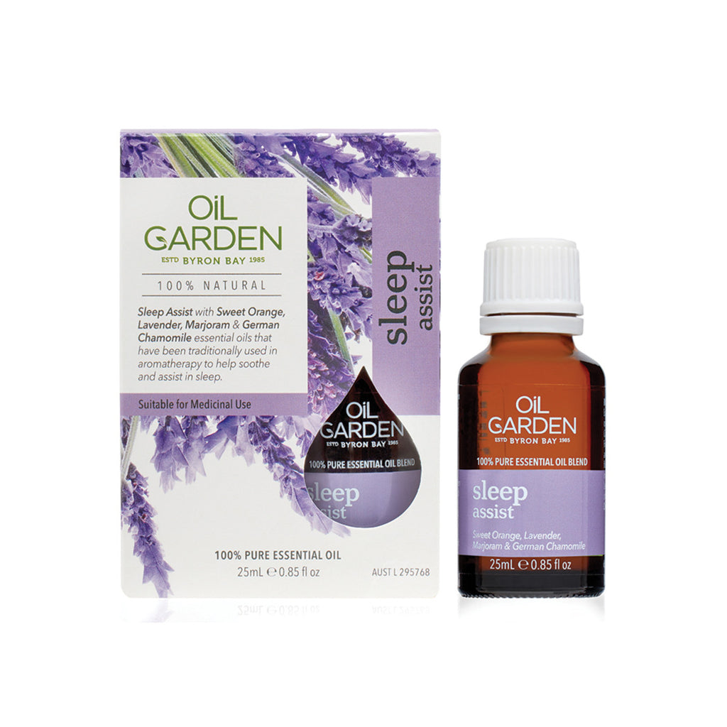 Oil Garden Blend Sleep Assist 25ml
