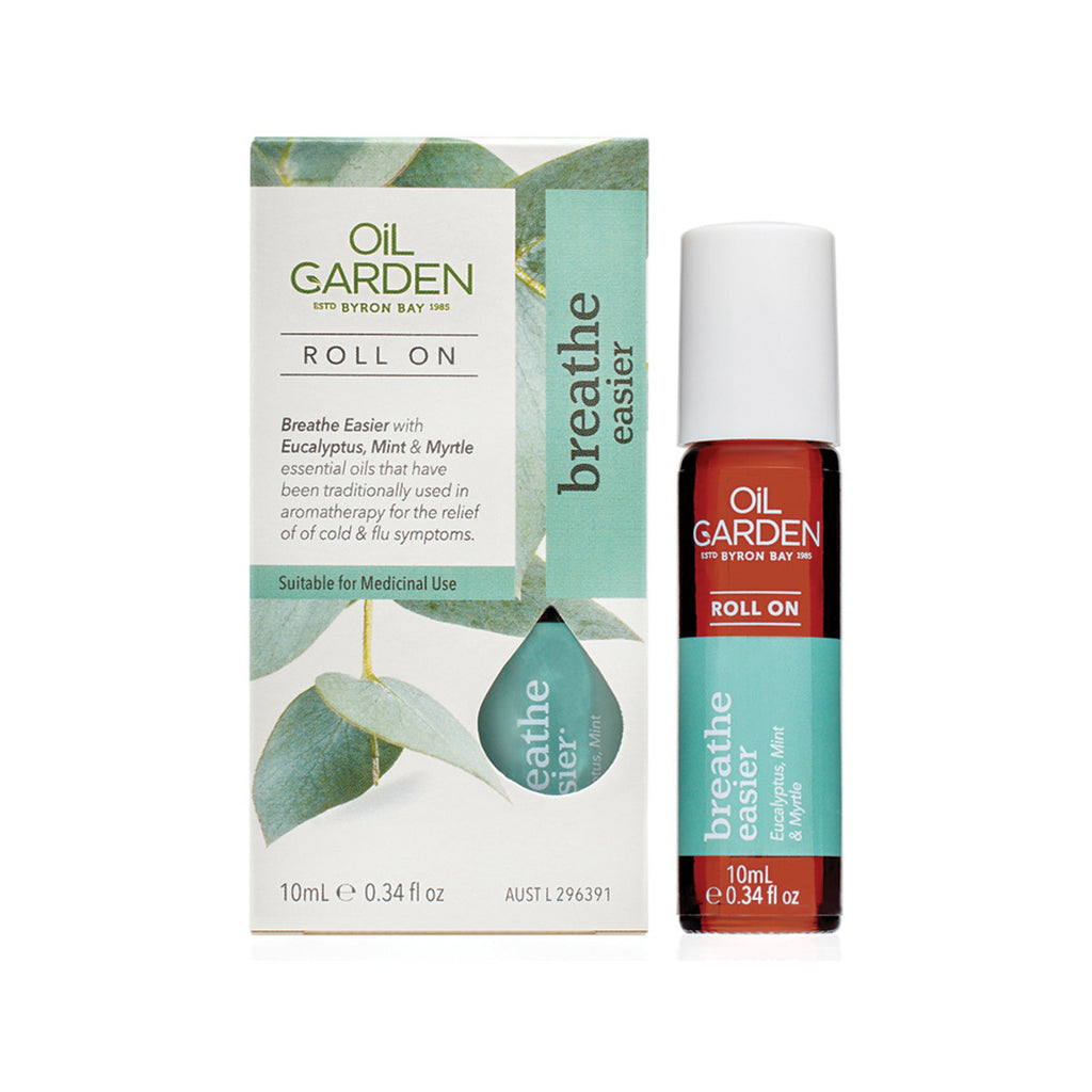 Oil Garden Roll On Breathe Easier 10ml