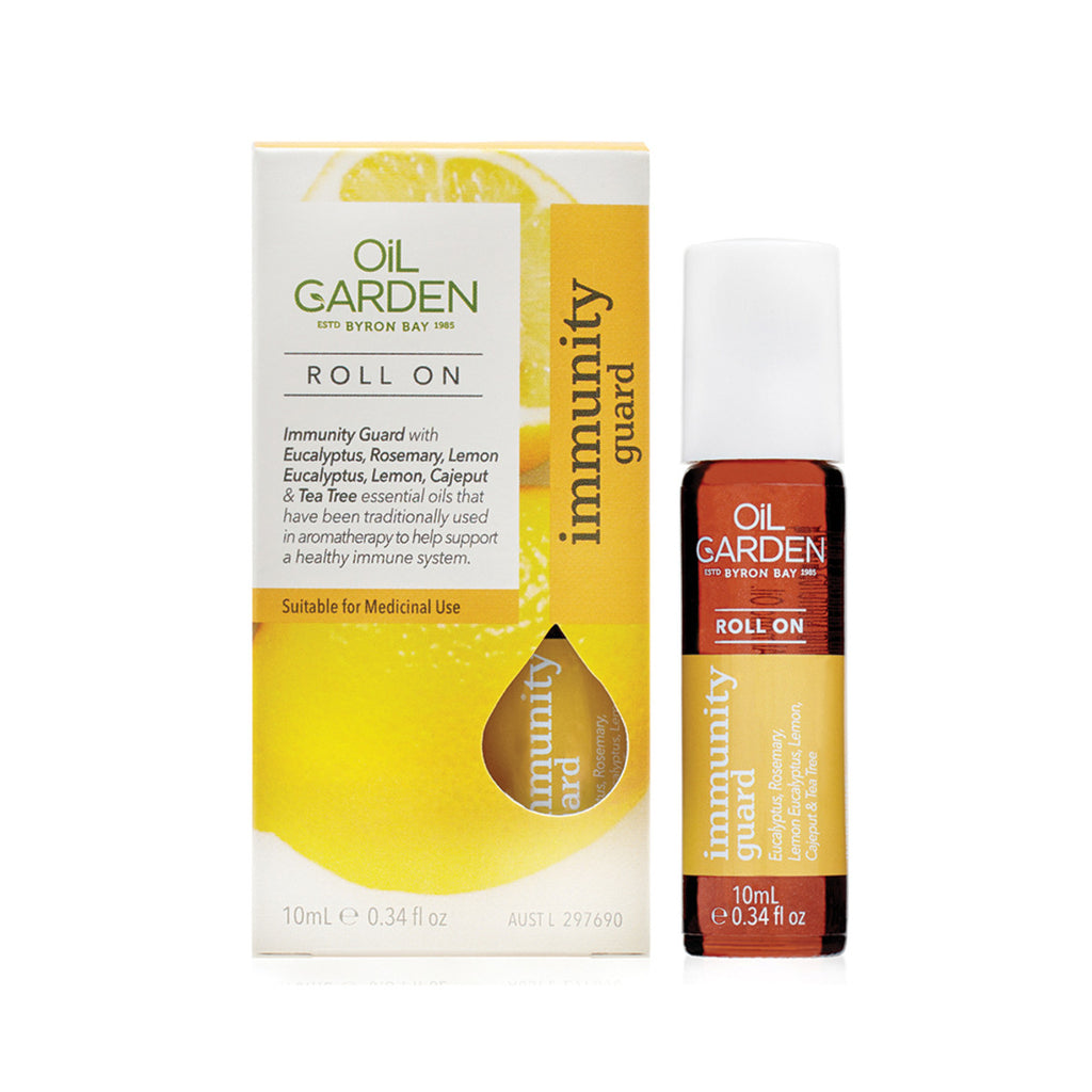 Oil Garden Roll On Immunity Guard 10ml