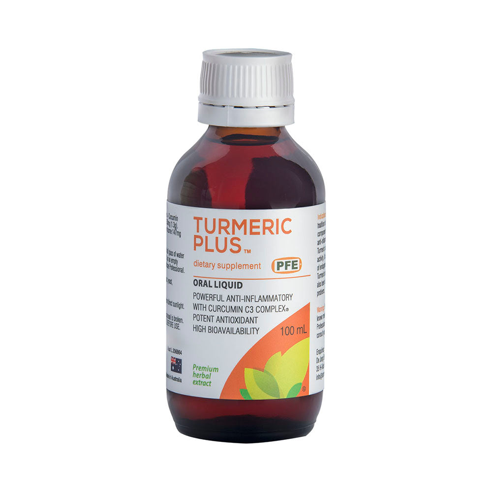 PFE Turmeric Plus Oral Liquid 100ml